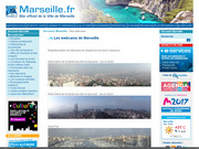 Les webcams de Marseille
