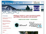Brittany Flyfishing - Philippe Dolivet